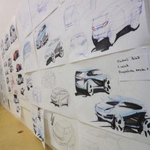 Dizajnérska kresba